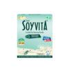 SOYVITA - SWEETENED REGULAR MALT   LACTOSE FREE   ENRICHED SOY BEVERAGE POWDER   Serves-15 (500 Gms)   FRONT SIDE VIEW